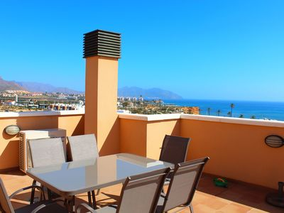 Photo for Hydra Penthouse with stunning views