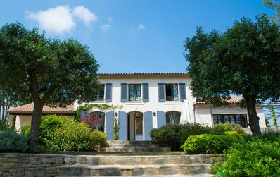 Photo for PROVENCAL VILLA WITH POOL IN EXCLUSIVE AREA CLOSE TO MONTPELLIER