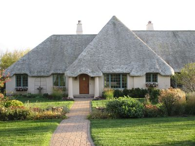 Photo for LUXURY 6-Acre Estate for Longer Term Rentals Only - Peace & Quiet, Immaculate