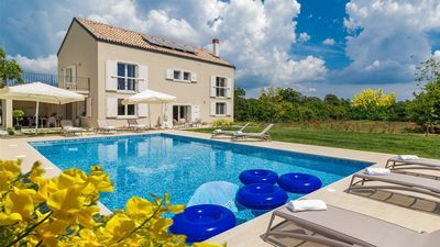 Photo for My Koltrina Wonderful 5 * villa with large pool in central Istria