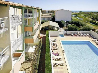 Photo for Residence Primavera, Cap d'Agde  in Hérault - 4 persons, 1 bedroom