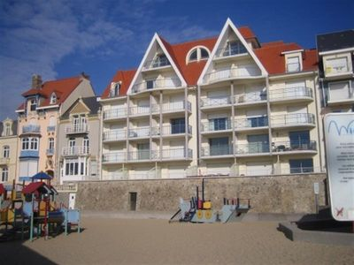 Photo for STUDIO CABIN FRONT OF SEA IN WIMEREUX