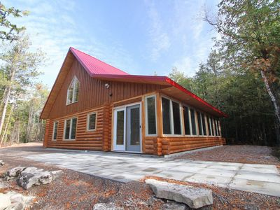Photo for Forest View Log Cabin - 1009