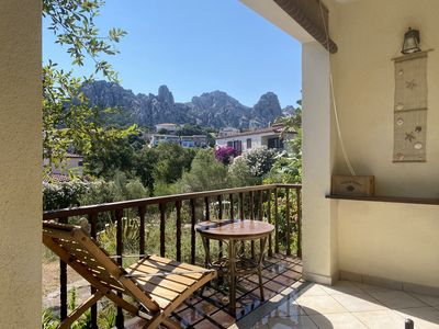 "Photo for Cosy Apartment ""San Pantaleo - Bilo C"" with Terrace, Mountain View, Air Conditioning & Wi-Fi; Parking Available"
