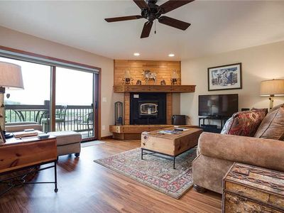 Photo for RA307 by Mountain Resorts ~ Minutes away from Hiking, Biking, & Golf ~ Pool/Hot Tub Onsite