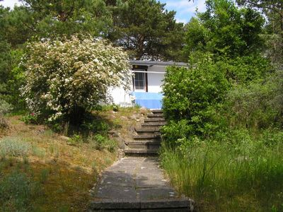 Photo for Cozy vacation apartment on a large property, 100m to the Baltic Sea