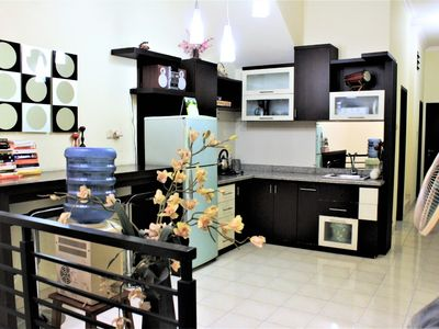 Photo for Spacious, Well Equipped & Centralized House, 5 min to Tunjungan Plaza 0.9 km