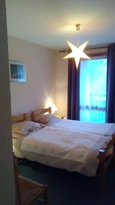 Photo for Apartment for rent in Les Contamines Authentic village and family winter summer