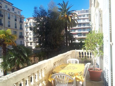 Photo for VIA ITALIA  AP1054 - Apartment for 6 people in Nice