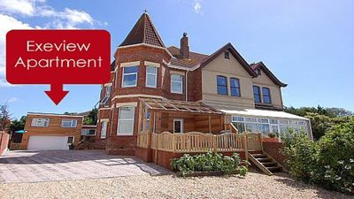 Photo for 2BR Apartment Vacation Rental in Exmouth, England