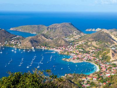 Photo for Discovering the Archipelago of Les Saintes on board of a Catamaran