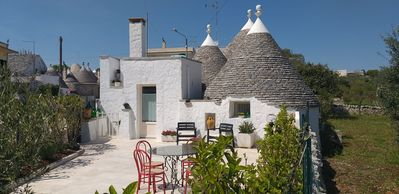 Photo for Holiday house The trulli of the factor