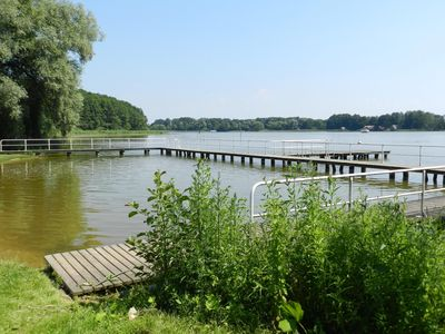 Photo for Rest and recreation can be found on the Müritz in direct lake-setting