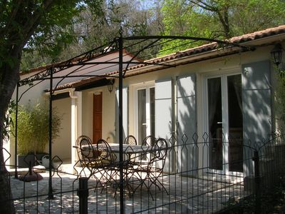 Photo for Provencal villa with all comfort in Opio, Cote d'Azur