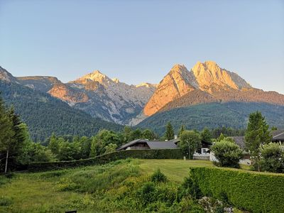 """Photo for Beautiful Katharinenhof Holiday Apartment """"Hausberg"""" with Balcony, Mountain View & Wi-Fi; Parking Available, Pets Allowed"""