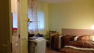 Avotu st. private flat (The Fortress F22)