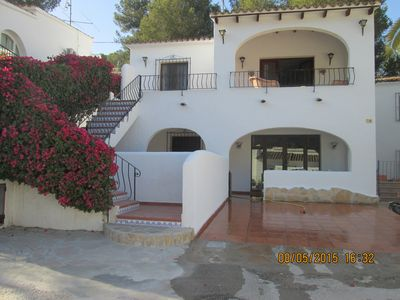 Photo for 2 Bedroom Villa appartment with communal pool