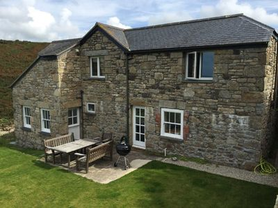 Photo for Stunning House with wonderful sea views, Sleeps 6 & Pet Friendly