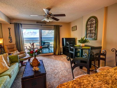 Photo for Gorgeous 3rd Floor Direct Gulf Front Condo Perfect Location Excellent Service