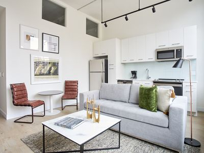 Photo for Sonder   Museum District   Serene 1BR + Lounge