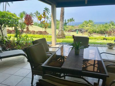Photo for Sit back, relax on your own spacious private lanai