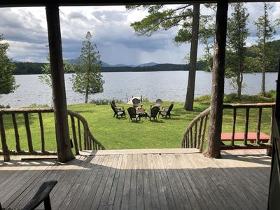 Photo for Waterfront Home on Kiwassa Lake, Saranac Lake