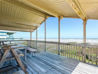 Photo for Davis Estate |  3/1.5  |  Sleeps 8 | Beachfront in Sea Isle