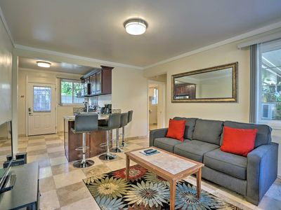 Photo for NEW! Waikiki Apt by Ala Wai Canal - Walk to Beach!