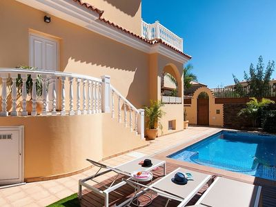 Photo for House 421 m from the center of Maspalomas with Parking, Internet, Washing machine, Air conditioning (532442)