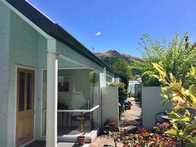 Photo for Its all here.  Sunny unit, close to town. Wifi.