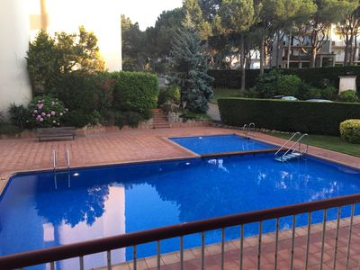Photo for Apartment F3 all amenities in PLATJA d'Aro, Spain