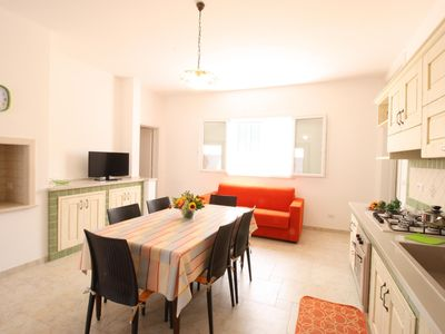 Photo for Tower House apartment in Torre Suda with .