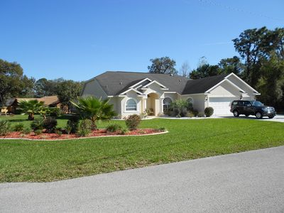 5 Star Ratings and Close To All The Attractions On Florida's Nature Coast.