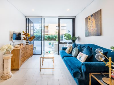 Photo for Iconic Sydney living at its Bondi shiny best  close to beach and transport hub