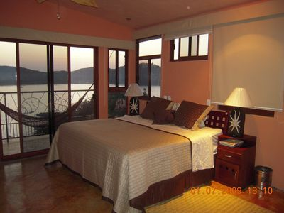 Photo for Experience Zih beauty/tranquility. Stunning bay views are breathtaking.