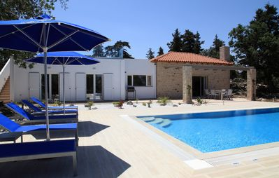 Photo for Villa Maia - a beautiful secluded 2-bedroom rural villa with large private pool