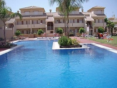 Photo for Modern and well located house in Los Alcazares with pool