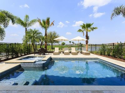 Photo for Picture Renting Your 5 Star Villa with Private Pool on  Reunion Resort and Spa, Orlando Signature villa 1361