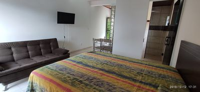 Photo for Kitnet in Ilhabela for up to 4 people. Great location. Delight to rest!