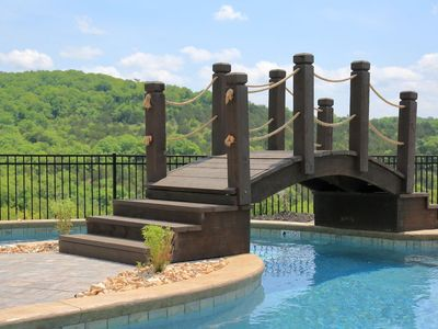 Photo for Antlers Resort 3 Br (lower Level) with Lakeview, Amazing Pools and close to SDC