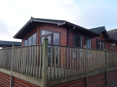 Photo for Monach Range Iona 2 Bedroom Self Catering Lodge