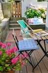 Spacious, clean, well-equipped, outside space, well located in centre of Caminha, nearby parking