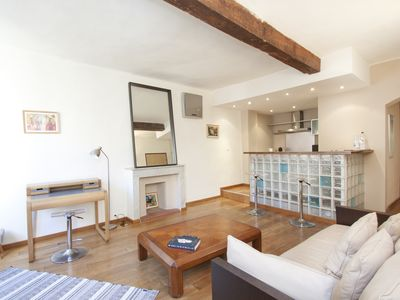 Photo for T2 charming 60m2 rue King of Rome