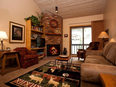 Photo for Remodeled Condo - Heated Pool - Free Ski Shuttle - 4th Night Free