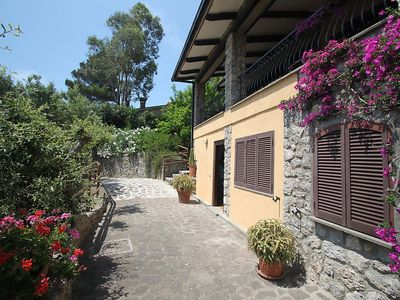 Photo for House in Ansedonia with Parking, Internet, Washing machine, Garden (126679)