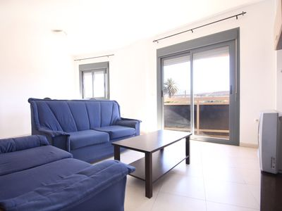 Photo for All exterior apartment with views of the Sierra de Alhamilla