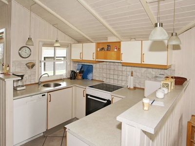 Photo for House in Hemmet with Parking, Internet, Washing machine, Garden (93185)