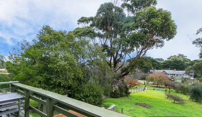 Photo for Back Beach Lodge - Family beach house walking distance to Portsea Pier, Village and Hotel