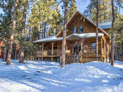 Photo for AntTrl-Terry Peak Cabin close to outdoor recreation and Black Hills attractions