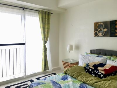 Photo for A Modern Condo Unit with a Homely Atmosphere!